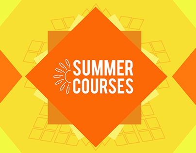 BEST Summer Courses promo video