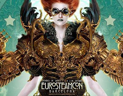 IV Feria Steampunk de Barcelona - 1 y 2 Octubre 2016