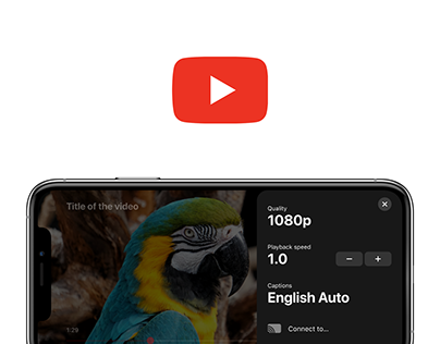 YouTube Video Settings Redesign