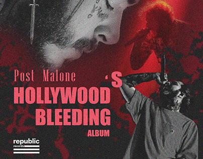 HOLLYWOOD's BLEEDING ALBUM [DVD CLOVER]