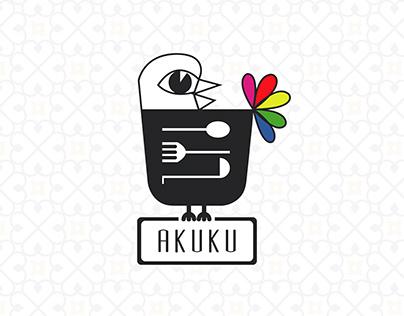 Akuku Restaurant - Brand Identity