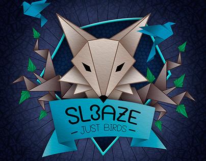 Design créé pour la sortie de Just Birds de Sl3aze