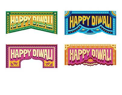 Digi's Diwali Packet Design