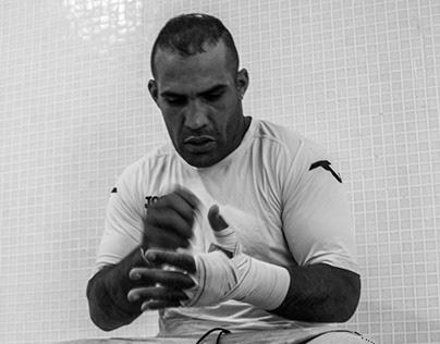 "Víctor ""Tyson del Abasto"" Ramírez campeón mundial."