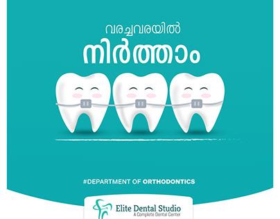 Elite Dental Studio - Social Media Ad