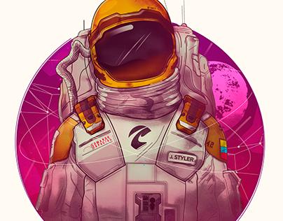 Astronauta Soñador