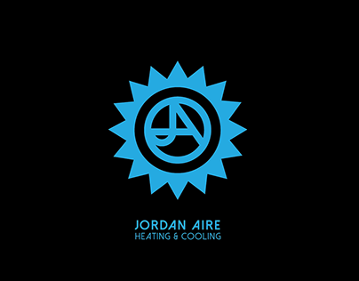 Branding: Jordan Aire Heating & Cooling