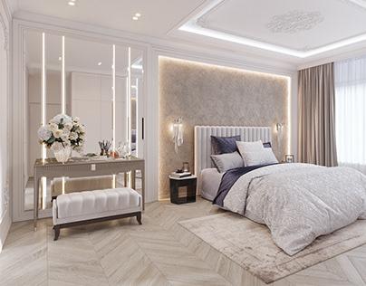CHIC DESIGN bedroom