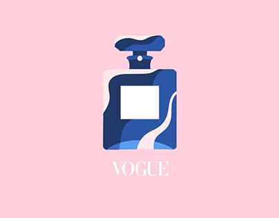 Vogue Stickers