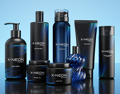 X-Neon | Packaging Concept