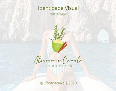 Identidade Visual - Alecrim e Canela