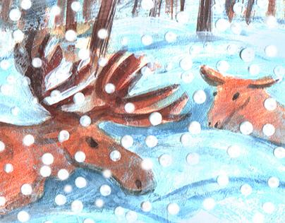 Winter art!
