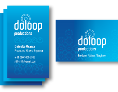Communication Business Cards & Logos - 2013