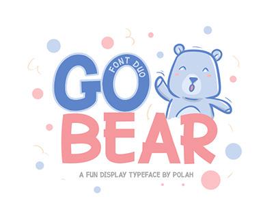 Go Bear Font Free