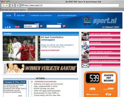 NOC * NSF Corporate websites
