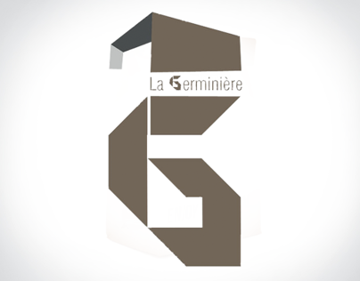 "COLLEGE ""LA GERMINIERE"" - Visual identity"