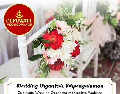 Wedding Organizer's Social Media Feed Design