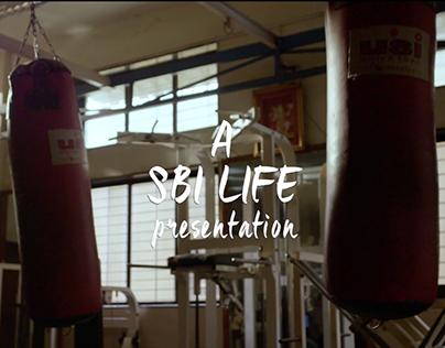 """SBI Life Insurance """" The Boker"""""""
