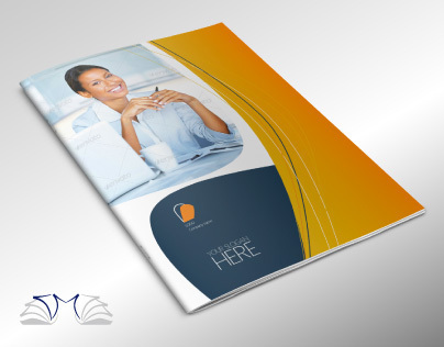 12 Pages Brochure Template