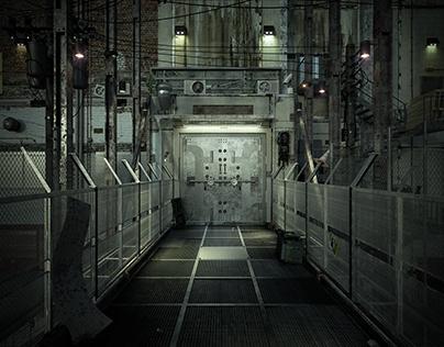 CGI - External Stills
