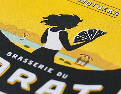 La Motueka - Brasserie du Jorat