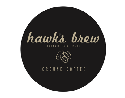 Hawk's Brew Coffee - Branding