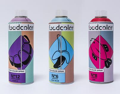 Identité Visuelle - Foodcolor