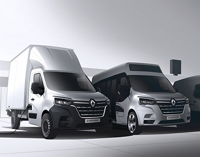 Renault Hyvia Joint Venture [2021]