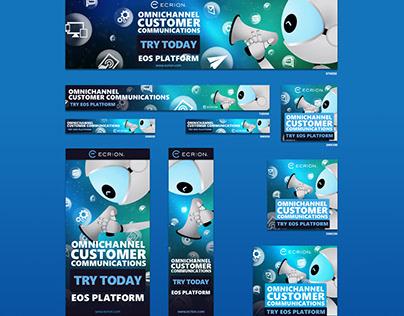 Web add marketing banners