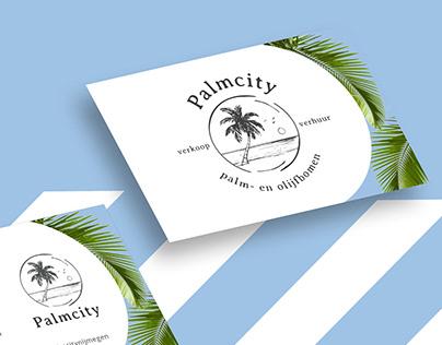 Palmcity - branding