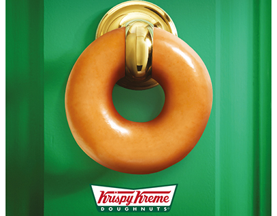 Krispy Kreme - Now Delivers.