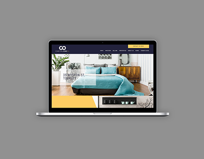 Realestate Rebrand & Web Design