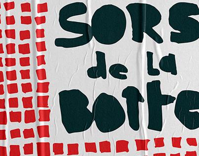 SERIGRAPHY | Sors de la boîte