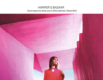 Harper's Bazaar Resort 2016