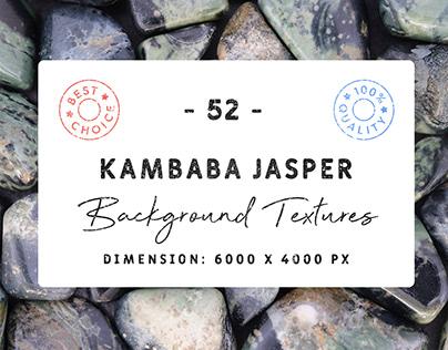 52 Kambaba Jasper Background Textures