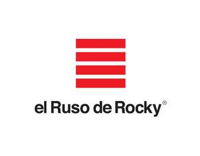 """Imagen corporativa agencia """"El Ruso de Rocky"""", 2014"""