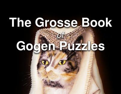 UltraGogen Puzzle Book Covers