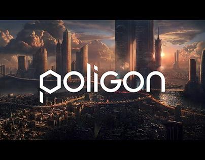 Poligon — Logo design.