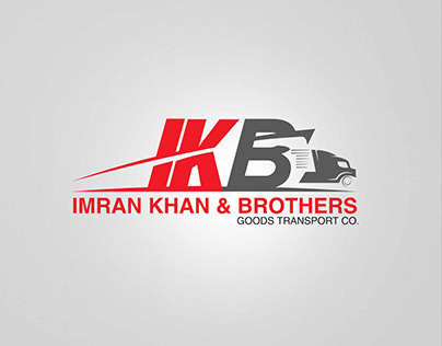 IKB Transport Logo and Stationary