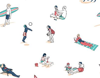 Summer Born - Pattern