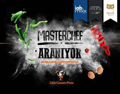 Little Caesars | Masterchef Aranıyor | Digital Campaign