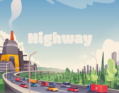 Highway | CKAD x Lenta.ru
