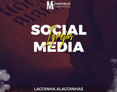 Social Media church (igreja) - Lagoinha Alagoinhas