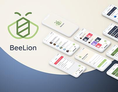 BeeLion App | UI/UX Design