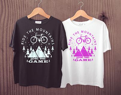 Ride T-Shirts Design