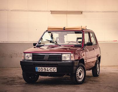Retro Spective Garage - Fiat Panda