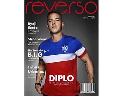 REVERSO Magazine