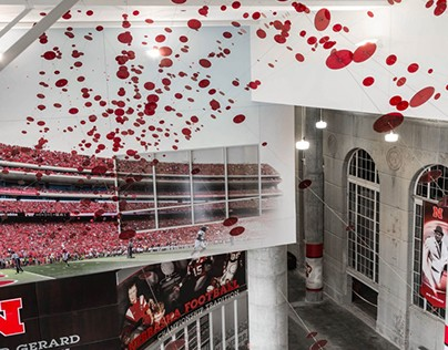 University of Nebraska | Memorial Stadium