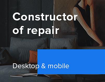 Constructor of repair