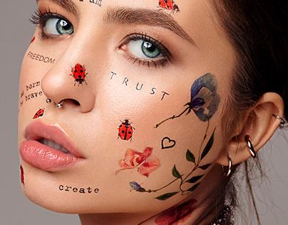 Beauty retouch (Tatu)